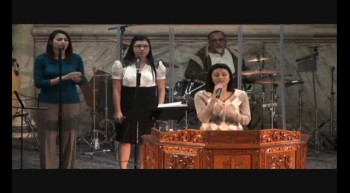 Trinity Church Worship 1-15-12 Part-3