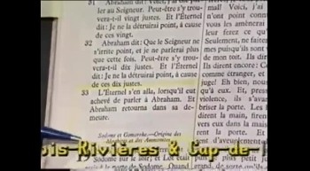 Fernand Saint-Louis - La pr-existence de Jsus - Galates 4:4 - Jean 1:1-2
