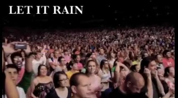 Let It Rain (Kenneth West of CALLED II WORSHIP)