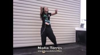 Nadia Torres' Christian Dance Classes