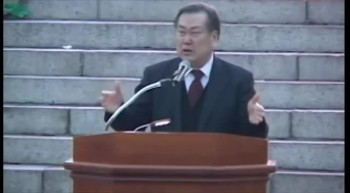Powerful sermon from Korea