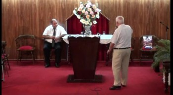 Sirviendo al Seor con sobriedad y alegria. Pastor Walter Garcia. 18-03-2012