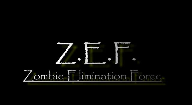 Zombie Elimination Force (Z.E.F.)