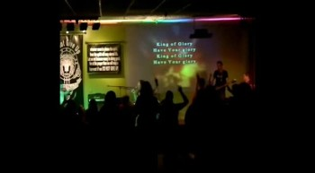 King of Glory - Jesus Culture cover 3-23-12