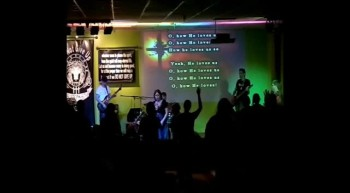 How He Loves - Crowder Band cover 3-23-12