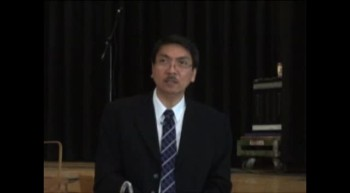 Pastor Preaching - March 25, 2012