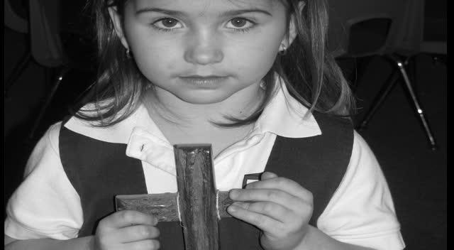 Kindergarten Lent Video
