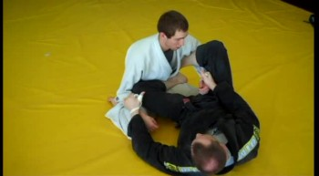 Indianapolis Brazilian Jiu Jitsu Carlson Gracie Team Spider Guard Sweep