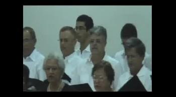 Coral Batista Betel de Bauru - 01/04/2012