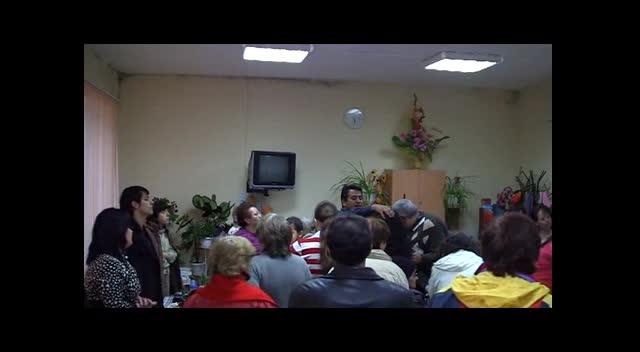 Молитва за Изцеление - 01.04.2012 г. - Пастор Димитър Банев