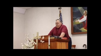 Blackwater UMC Sermon - April 1, 2012