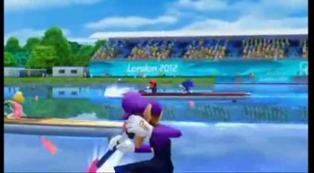 Mario and Sonic at the London 2012 Olympic Games T4