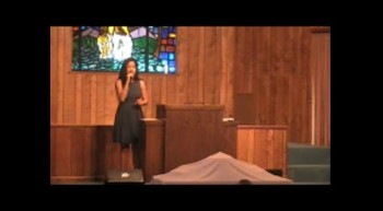 "Mary Dodd Sings ""Why"""