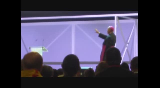 Cardinal Dolan's Catethesis Talk WYD 2011