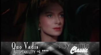 QUO VADIS classic review
