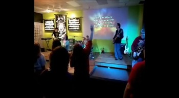 King Of Glory - Jesus Culture cover 3-30-12