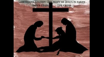 Stations Of The Cross Animation