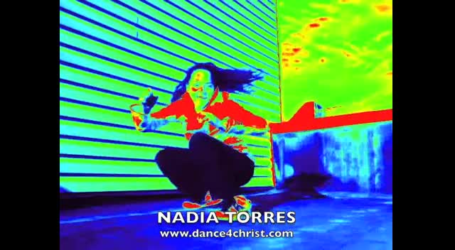 NADIA TORRES FREE TO BE ME IN CHRIST