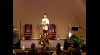 "04/01/12 Trevor Burris ""The Missional Church"""