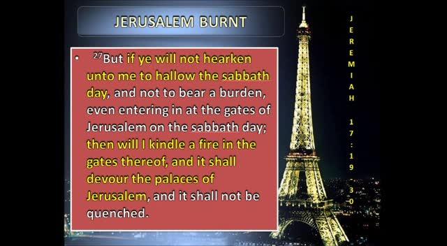 FOCUS 9:  Sabbath In History
