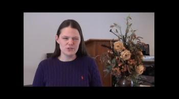 Pool of Bethesda Testimony