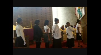 Prince of Peace - Kids' Choir, 03/25/12