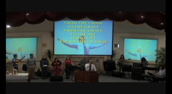 Trinity Church Worship 3-4-12 Part-1