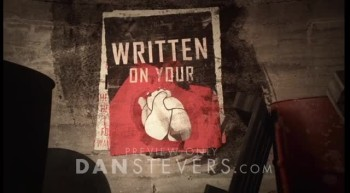 Dan Stevers - Written On Your Heart