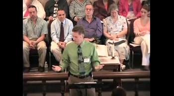 St. Matthews UMC Sermon 4-8-12 Easter