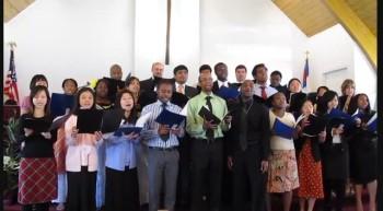 Calvary Campus Choir - 2012a