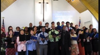 Calvary Campus Choir - 2012b
