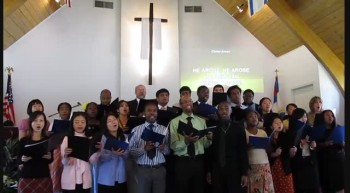 Calvary Campus Choir - 2012c