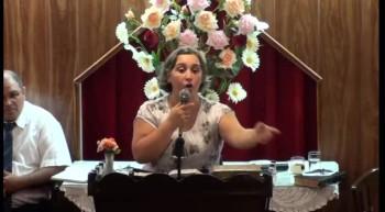 Accediendo al Padre por medio de Jesus. Hna. Viviana Garcia. 3-04-2012