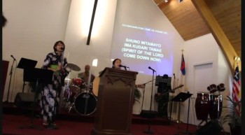Calvary JBS - Mission Sunday sp12