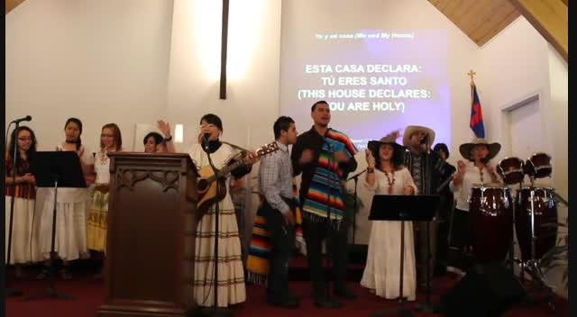 Calvary Latin American - Mission Sunday sp12