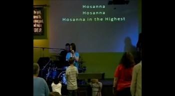 Hosanna - Hillsong cover 4-8-12