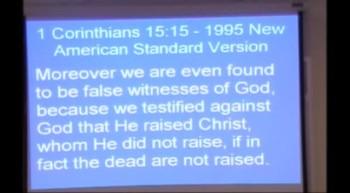"""Jesus Is Risen"""
