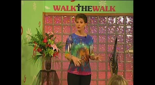 Walk the Walk w/Ramona Wink-Whats in the PALM OF YOUR Hands?-4-25-12