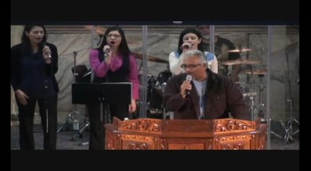 Trinity Church Worship 4-1-12 Part-1