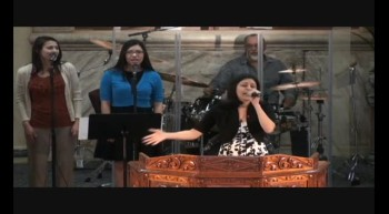Trinity Church Worship 4-8-12 Part-2