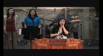 Trinity Church Worship 4-8-12 Part-3