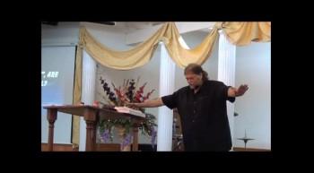 Pastor Joe McClure