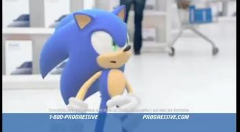Sonic Progressive Commercial