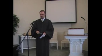"Sermon: ""The Church Militant,"" Rev. R. Scott MacLaren, First OPC Perkasie PA"