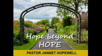 Hope Beyond Hope
