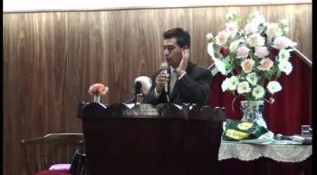 Glorificado a un Dios vivio. Hno. Miguel Cáceres. 05-04-2012