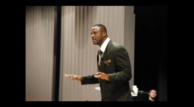 'The Father's Will'- Pastor Larry 'T.C' Baker