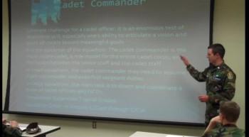 Informitive speech, Korben W