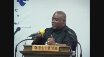 LIVING VICTORIOUSLY OVER FEAR PART 4 Pastor James Anderson March 27 2012d