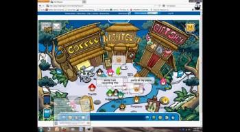 2011 Club Penguin Adventure Party